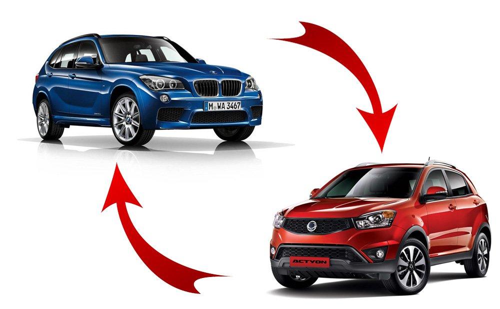 Trade-In – это обмен одной машины на другую с доплатой