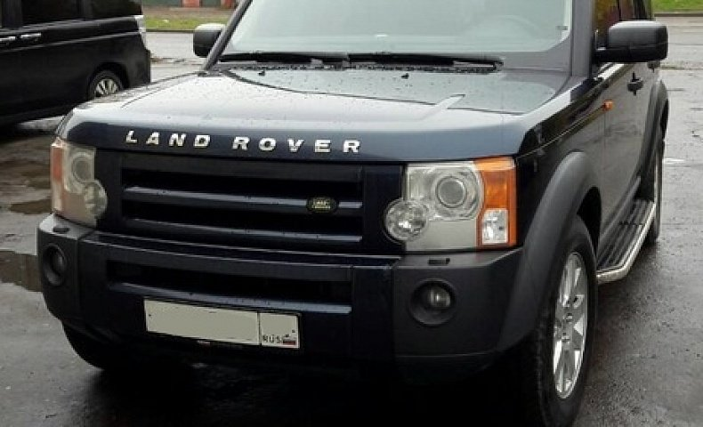 Land Rover Discovery, 2006 года