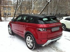 Кредитный Land Rover Evoque