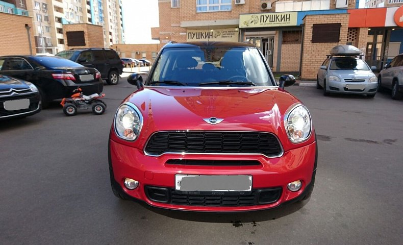 MINI Countryman I Cooper S